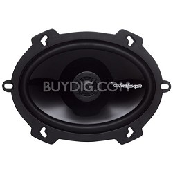 Punch P1572 5 x 7-Inches Full Range Coaxial Speakers