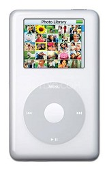 iPod Photo 60GB MP3 Player (not video)