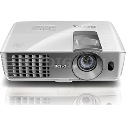 W1070 1080P 3D Home Theater Projector