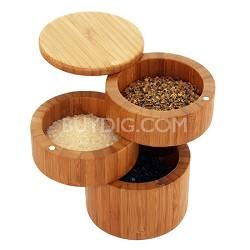 20-8551 3-Tiered Salt Box