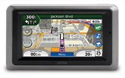 Zumo 665 Widescreen Motorcycle Navigator