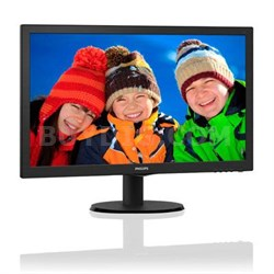 "21.5"" TFT LCD Monitor with LED Backlit - 223V5LSB"