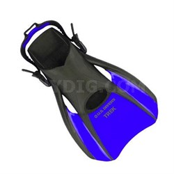 Trek Travel Fin in Blue - 240815