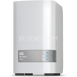 10TB WD My Cloud Mirror Personal Cloud Storage
