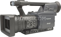 AG-HPX170 Fully solid-state 1/3 inch 3-CCD P2 HD Camcorder