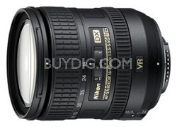AF-S DX NIKKOR 16-85mm f/3.5-5.6G ED VR Lens w/ Nikon - REFURBISHED