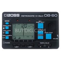 DB-60 Dr. Beat Metronome