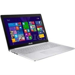 "UX501JW-DS71 Zenbook 15.6"" 4K UHD (3840x2160) Intel Core i7-4720HQ - OPEN BOX"