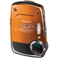 FinePix XP20 14 MP Underwater Digital Camera with 5x Optical Zoom (ORANGE)