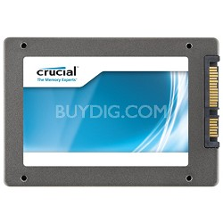 "64GB Crucial m4 SSD 2.5"" SATA 6Gb/s Solid-State Drive"