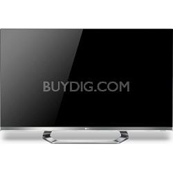 """55LM8600 55"""" Class Cinema 3D 1080p 240Hz LED Smart TV with Six 3D Glasses"""