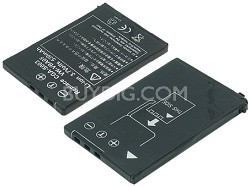 600mAh Lithium Battery CGA-S003 for Panasonic SV-AV50 and SV-AS10