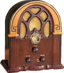 Companion Radio Walnut