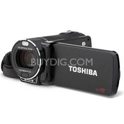 CAMILEO X400 Digital Camcorder, Black