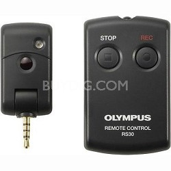 RS 30W - Remote control - infrared