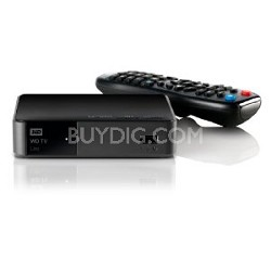 WD TV Live Streaming Media Player, Wi-Fi, Full-HD 1080p, DLNA - OPEN BOX