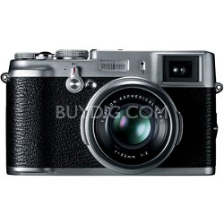 X100 12.3 MP APSC CMOS EXR Digital Camera with 23mm Fujinon Lens