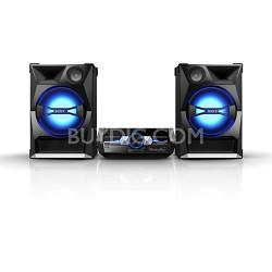 SHAKE-33 2200W Bluetooth Wireless Music System - Black