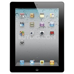 iPad 4 16GB WiFi Black - MD510LL/A