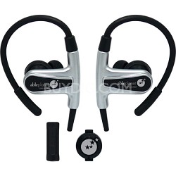 SI400 Sound Clarity Sport In Ear/Hook Headphones with Microphone and Remote