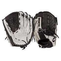 Legit Series 12.5-inch Fastpitch Softball Glove (Left-Hand Throw)