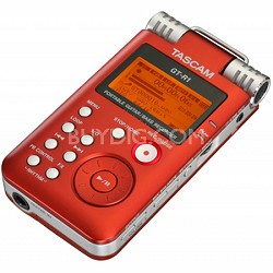 GT-R1 - Portable Digital Recorder