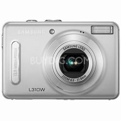 "SL310W 13MP 2.7"" LCD Digital Camera (Silver)"