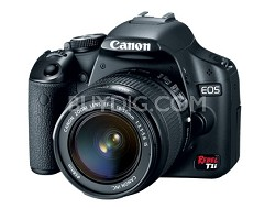 EOS Rebel T1i / 500D 15.1 MP CMOS Digital SLR with 3-Inch LCD and EF-S 18-55IS