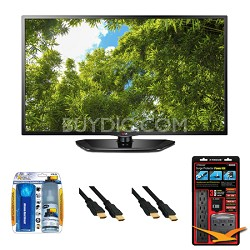 60LN5400 60-Inch 1080p 120Hz Direct LED HDTV Value Bundle