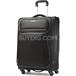 Aspire Sport Spinner 25 Inch Expandable Bag - Black
