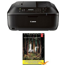 Pixma MX532 Wireless Office All-In-One Printer w/ Photoshop Lightroom 5
