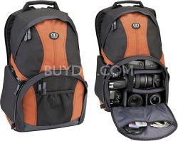 3375 Aero Speed Pack 75 Dual Access Photo Backpack (Rust)