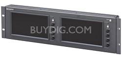 LMD7220W 2 X 7 Inch LCD Monitor 16:9