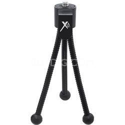 "5"" Flexible Mini Table-top Tripod"
