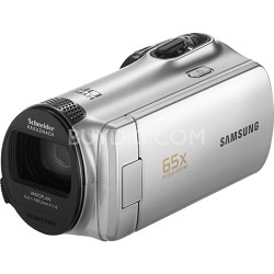 SMX-F50 52x Optical Zoom Silver Camcorder