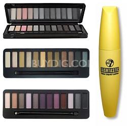 Ultra Eyeshadow/Mascara 36 Color Bundle