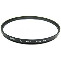 95mm Multicoated UV Protective Filter