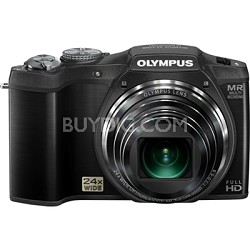SZ-31MR iHS 16MP 24X Opt Zoom 3 in LCD Camera - Black