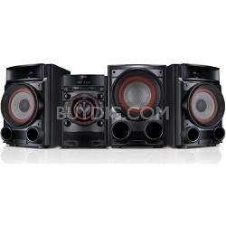 CM4530 - 500 Watt Shelf Audio System with Bluetooth