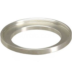 43/46MM Step-Up Ring (Silver)