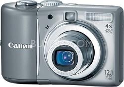 PowerShot A1100 12MP Digital Camera (Gray)