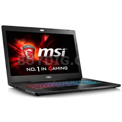 "GS72 STEALTH PRO 4K-202 Intel Core i7-6700HQ 17.3"" Gaming Notebook Laptop"