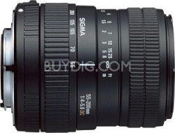 55-200mm f/4-5.6 DC Zoom Lens for Nikon  Digital SLR