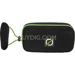 Rock-Out Rechargeable Speakers, Green