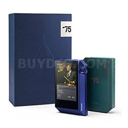 AK240 75th Anniversary Limited Edition Blue Note Hi-Res Portable Music Player
