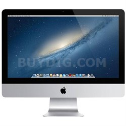"iMac MD093LL/A 2.7 GHz Quad-core Intel Core i5 21.5"" Desktop - REFURBISHED"