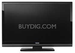 "46RV535U - 46"" REGZA High-definition 1080p LCD TV"