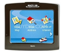 Maestro 3200 Portable Car GPS Navigation System