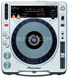 CDJ-800MK2 Professional CD/MP3 Digital Vinyl Turntable OPEN BOX
