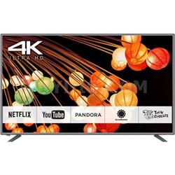 65-Inch 4K Ultra HD Smart TV CX420 Series (Silver) - TC-65CX420U